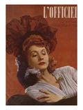 L'Officiel, January 1944