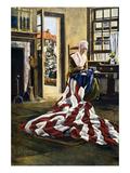 Betsy Ross (1752-1836)