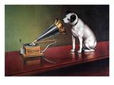 RCA Victor Trademark Art Print