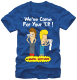 Beavis and Butthead - Papers