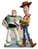 Buy Toy Story - Buzz and Woody at AllPosters.com