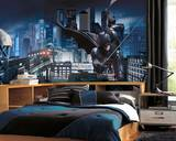 Batman - Dark Knight Rises Prepasted Mural 6' x 10.5' - Ultra-strippable