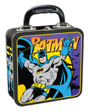 Batman Square Tin Lunchbox