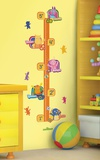 Backyardigans Peel & Stick Growth Chart