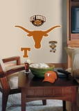 University of Texas Peel & Stick Giant Wall Decals
