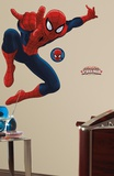 Buy Spiderman - Ultimate Spiderman Peel & Stick Giant Wall Decal at AllPosters.com