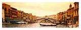 Buy Rialto Bridge, Venice, Italy at AllPosters.com