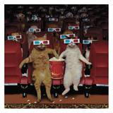 3-D movie