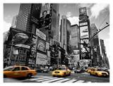 Times Square, New York City, USA Art Print