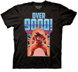 Dragon Ball Z - Over 9000 Goku