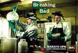 Breaking Bad TV Poster