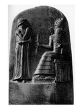 King Hammurabi of Babylon
