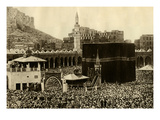 Pilgrims at the Kaaba