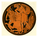 Greek Red Figure Vase