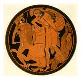 Greek Red Figure Vase