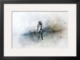 The Voyager Framed Giclee Print