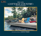 Cottage Country - 2013 Wall Calendar Calendars