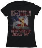 Juniors: Led Zeppelin - America 1977