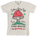 Allman Brothers Band - Syria Mosque Poster Art