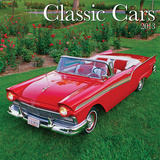Classic Cars - 2013 Wall Calendar Calendars