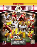 Washington Redskins 2012 Team Composite