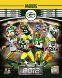 Green Bay Packers 2012 Team Composite