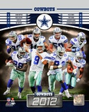 Dallas Cowboys 2012 Team Composite