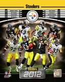 Pittsburgh Steelers 2012 Team Composite