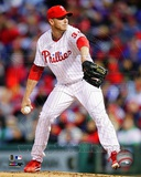 Roy Halladay 2012 Action