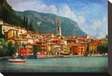 Buy Lake Como Village, Italy at AllPosters.com