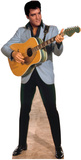 Elvis Light Blue Jacket Music Lifesize Standup Stand Up
