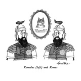Romulus - New Yorker Cartoon