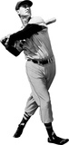 Ted Williams (Batting) Boston Red Sox Lifesize Standup Poster