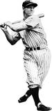 Lou Gehrig New York Yankees Lifesize Standup Poster