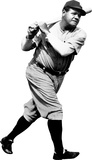 Babe Ruth New York Yankees Lifesize Standup Poster