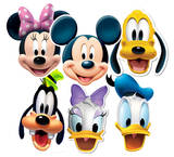 Disney 6pk- Mickey and Friends Face Masks Mask