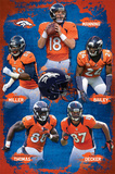 Denver Broncos 2012-13 Team