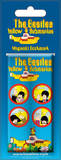The Beatles - Yellow Submarine Magnetic Bookmark