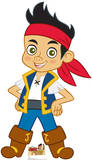 Jake - Jake and the Neverland Pirates Lifesize Standup Poster