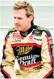Rusty Wallace Archival Photo Poster