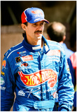Kyle Petty Archival Photo Poster