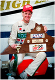 Rusty Wallace 189 Miller 400 Winner Archival Photo Poster