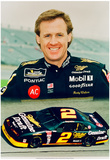 Rusty Wallace Daytona 500 Archival Photo Poster