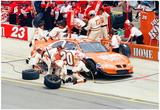 Tony Stewart Pit Stop Archival Photo Poster