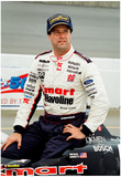 Michael Andretti Indycar Archival Photo Poster