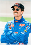 Kyle Petty 1999 Archival Photo Poster