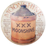Buy Moonshine Sign at AllPosters.com