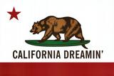 California Dreamin' Poster Poster