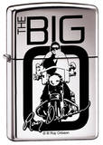 Roy Orbison - High Polish Chrome Zippo Lighter