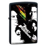 Universal - Fast And Furious Poster Zippo Lighter